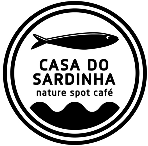 Logo Casa do Sardinha Nature Spot Café